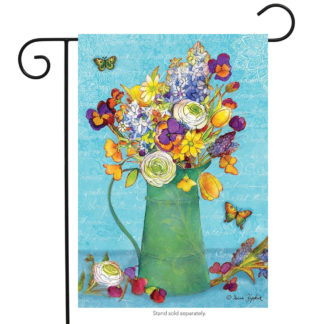 Bouquet of Cheer Garden Flag - g00389