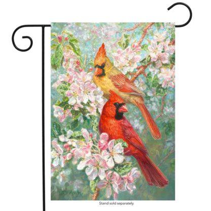 Cardinal Glory Garden Flag -g00637