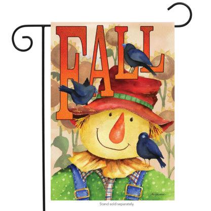 Finally Fall Garden Flag - g00475