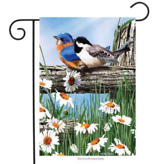 Spring Break Garden Flag - g00447