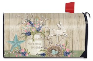 Gifts of Spring Mailbox Cover -m00789
