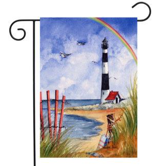 Coastline Garden Flag -g00834.jpg