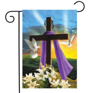 Easter Sunrise Garden Flag -g1195